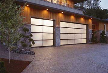 Why Frosted Glass Panels Are A Great Idea | Garage Door Repair Bothell, WA