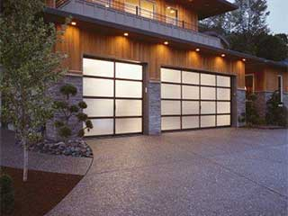 Frosted Glass Panels Are A Great Idea | Garage Door Repair Bothell, WA